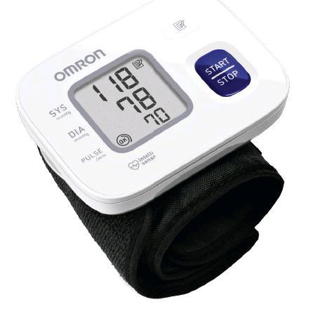Omron HEM6161 Basic Wrist Blood Pressure Monitor